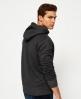 Superdry Dreifarbiges Sweat Shirt Store Hoodie Grey