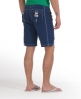 Superdry Panel Boardshort Navy