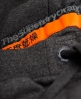 Superdry Orange Label Moody Jogginghose Dunkelgrau