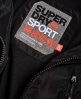 Superdry Gabardina Sports Negro