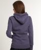 Superdry Curve Hoodie Purple