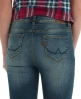 Superdry Vixen Kick Boot Jeans Blue