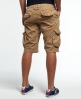 Superdry Core Cargo Lite shorts Cream