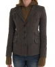 Superdry Hacking Knit Blazer Brown