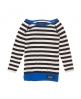 Superdry Candy Cane Crew Navy