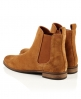 Superdry Millie Suede Chelsea Boots Brown