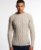 Superdry Jacob Knit Cream