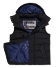 Superdry Everest Gilet  Black