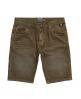 Superdry Worn Wash Jean Shorts Green