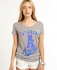 Superdry Wing T-shirt Grey