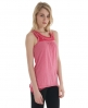 Superdry Sequin Slouch Tank Top Pink
