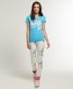 Superdry Original 77 T-shirt Blue