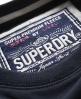 Superdry Appliqué Deckhand Crew Navy