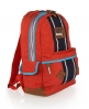 Superdry Montana Central Backpack Red