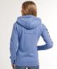 Superdry Core Appliqué Hoodie Blue