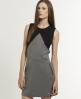 Superdry Riley Dress Dark Grey