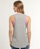 Superdry Nep Pocket Vest Grey