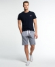 Superdry True Grit Shorts Dark Grey
