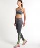 Superdry Gym Running Leggings Grey