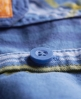 Superdry One Pocket Tomboy Shirt Blue