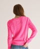 Superdry Shore Sweater Crew Pink