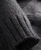 Superdry Chippergan Cardigan Dark Grey