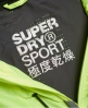 Superdry Chubasquero Core Effect  Amarillo