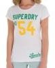 Superdry Coaching 54 T-shirt White