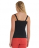 Superdry Lace Rib Vest Top Black
