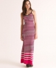 Superdry Super Maxi Vest Dress Pink