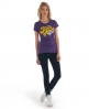 Superdry Supersonic T-shirt Purple