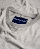 Superdry Camiseta de cuello redondo clásica IE Gris