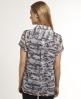 Superdry Sheer Camo Shirt Grey