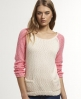 Superdry Summer Brittany Crew Pink