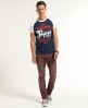 Superdry Corporal Slim jeans Red