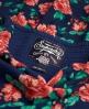 Superdry 90's Print Dress Blue