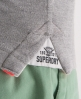 Superdry Classic Pique Polo Dark Grey