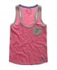 Superdry Ringer Pocket Tank Top Pink