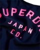 Superdry Super Swimsuit Navy