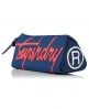 Superdry International Triangle Pencil Case  Navy