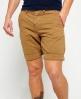 Superdry International Chino Shorts Brown
