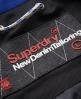 Superdry Super Liberty Peacoat Black