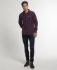 Superdry Washbasket Shirt Purple