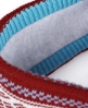Superdry Fairisle Headband Red