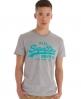 Superdry Vintage T-shirt Grey