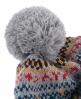 Superdry Nordic Tassel Hat Light Grey