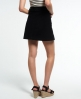 Superdry A-Line Skirt Black