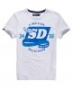 Superdry World Wide T-shirt White