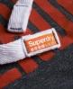 Superdry Super Clean Hoodie Grey