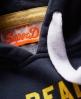 Superdry Vintage Logo Hoodie Navy
